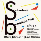 Salvatore Bonafede Trio - Plays