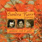 Sandra Kerr - Yellow, Red & Gold