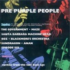 Santa Barbara Machine Head - Pre Purple People