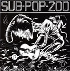 Screaming Trees - Sub Pop 200