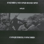 Second Hand Spit - Conquered/Concord