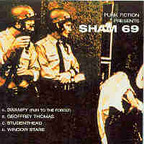 Sham 69 - Punk Fiction Presents Sham 69