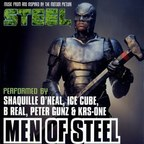 Shaquille O'Neal, Ice Cube, B Real, Peter Gunz & KRS-One - Men Of Steel