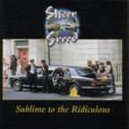 Sheer Greed - Sublime To The Ridiculous
