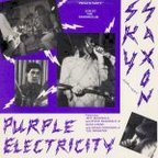 Sky Saxon & Purple Electricity - s/t
