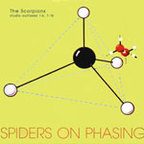 Spiders On Phasing - The Scorpions Studio Outtakes 1-6, 7-15