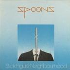 Spoons - Stick Figure Neighbourhood
