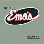 Steel Pole Bath Tub - Live At Emo's · Volume 2-#2 · This Place Sucks