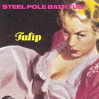 Steel Pole Bath Tub - Tulip