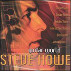 Steve Howe - Guitar World