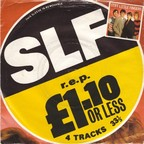 Stiff Little Fingers - £1.10 Or Less