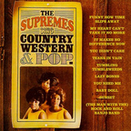 Supremes - The Supremes Sing Country Western And Pop