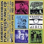 Surrogate Brains - Punk Seven Inch CD Volume One 1988-1989
