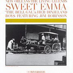 "Sweet Emma ""The Bell Gal"" & Her Dixieland Boys - New Orleans: The Living Legends"