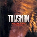 Talisman - Five Out Of Five · Live In Japan