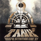 Tank - War Of Attrition · Live '81