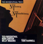 Ted Rosenthal Trio - New Tunes New Traditions