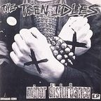Teen Idles - Minor Disturbance E.P.