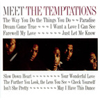 Temptations - Meet The Temptations