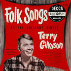 Terry Gilkyson - Folk Songs By The Solitary Singer