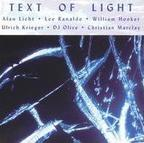 Text Of Light - s/t