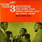 The 3 Sounds - Bottoms Up!