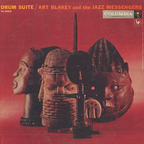 The Art Blakey Percussion Ensemble - Drum Suite