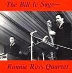 The Bill Le Sage - Ronnie Ross Quartet - s/t