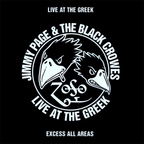 The Black Crowes - Live At The Greek · Excess All Areas