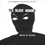 The Black Widows - Death By Guitar