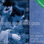 The Blue Rider Trio - Harp, Steel And Guts