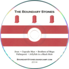 The Boundary Stones - s/t