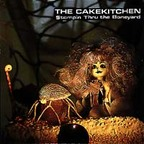 The Cakekitchen - Stompin' Thru The Boneyard
