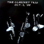 The Clarinet Trio - Oct. 1, '98
