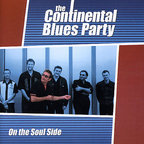 The Continental Blues Party - On The Soul Side
