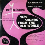 The Cool Britons - New Sounds From The Old World