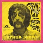 The Crazy World Of Arthur Brown - Devil's Grip