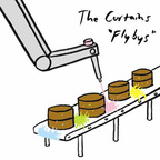 The Curtains - Flybys