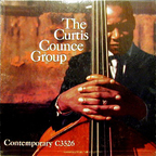 The Curtis Counce Group - s/t