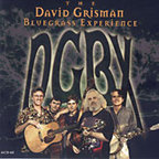 The David Grisman Bluegrass Experience - DGBX