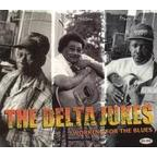 The Delta Jukes - Working For The Blues