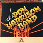 The Don Harrison Band - Red Hot