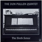 The Don Pullen Quintet - The Sixth Sense