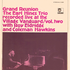 The Earl Hines Trio - Grand Reunion · Vol. Two