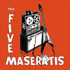 The Five Maseratis - s/t