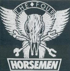 The Four Horsemen (US 1) - s/t