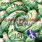 The Fraternal Order Of The All - Greetings From Planet Love