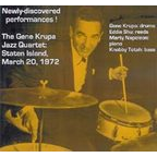 The Gene Krupa Jazz Quartet - Staten Island, March 20, 1972