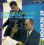 The Gigi Gryce-Donald Byrd Jazz Laboratory - At Newport