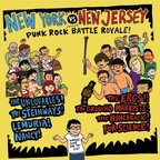 The Groucho Marxists - New York Vs New Jersey · Punk Rock Battle Royale!